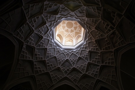 Historic home, Kashan
