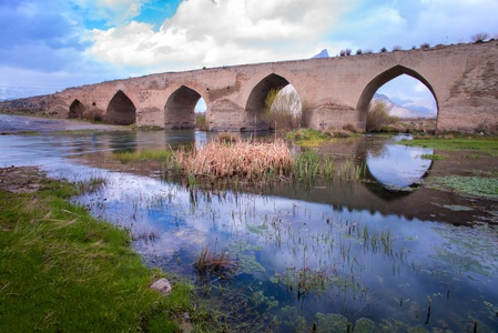 Lajvar Bridge, Arak