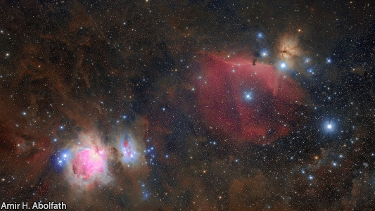 Orion complex