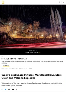 NatGeo space pic of week
