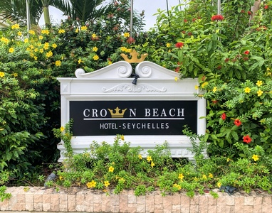 Crown beach hotel